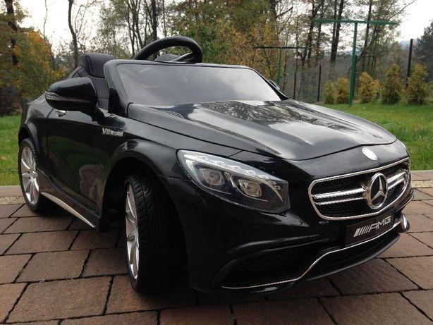 Pojazd Samochód Mercedes AMG AKUMULATOR Motor Elektryczny AUTO Dzieci