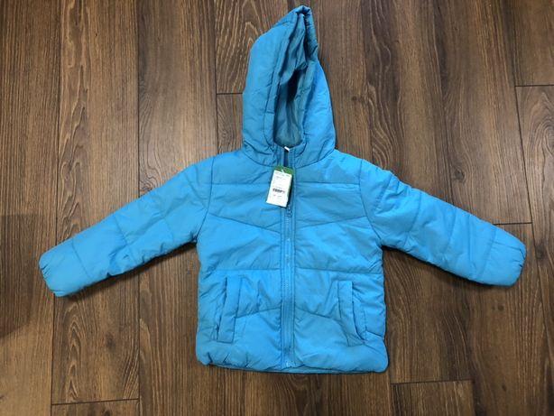 Nowa kurtka dla dzieczynki, 104