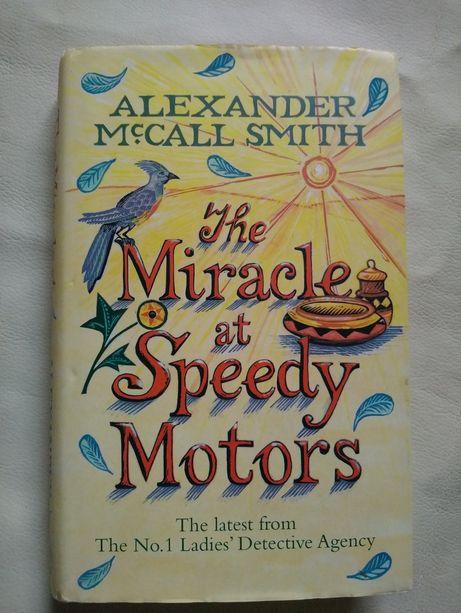 Книга на англійській мові The Miracle at Speedy Motors