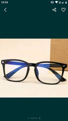 Очки для компьютера,очки для работы, очки антиблик