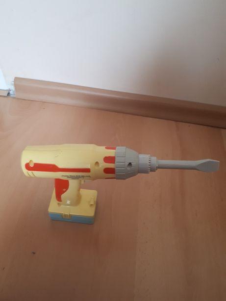 Wiertarko-wkrętarka zabawka