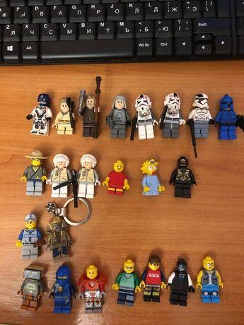 Lego Star Wars , минифигурки. Оригинал.