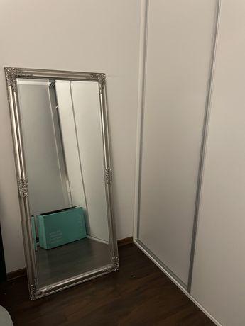 Lustro NORDBORG 72x162 srebrny jysk