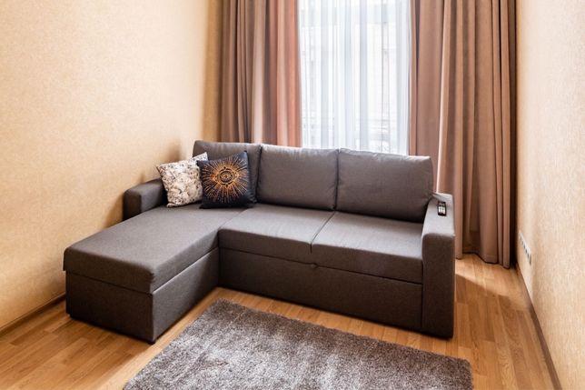 Продається кутовий диван з юску. Як новий