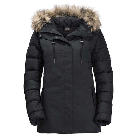 Женский пуховик Jack Wolfskin. Размер XS. Оригинал. Зимняя куртка.