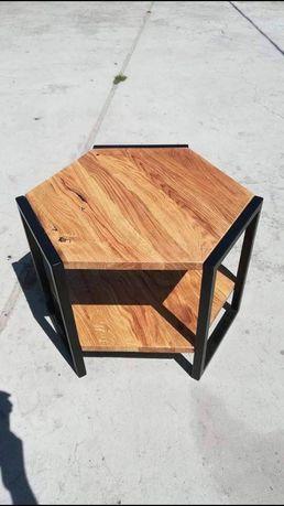 Stolik kawowy wys.45cm-nowy!