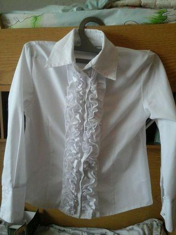 Блуза школьная 122р
