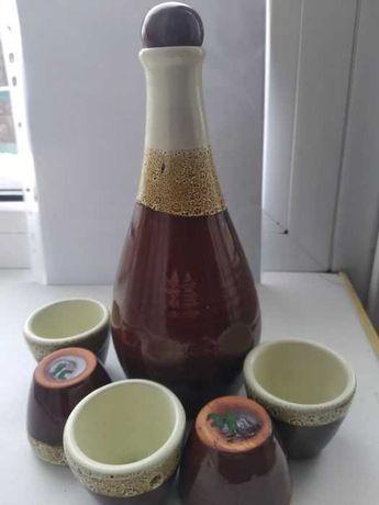 Кераміка набір для напоїв радянського періоду