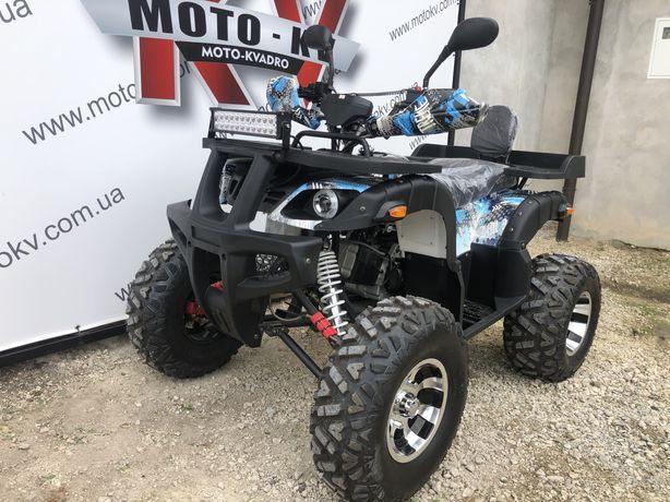 Квадроцикл HAMMER 200 LUX, Великий вибір, Новий 2021р!