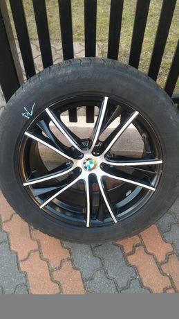 "Felgi Aluett 18"" BMW 5x120 + opony Michelin 245/50R18 komplet 4 sztuki"