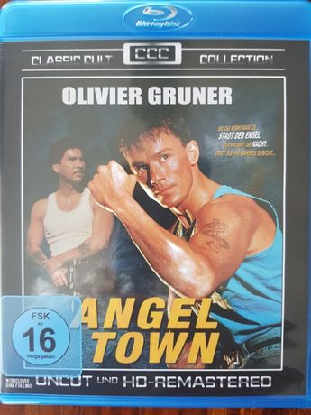 MIASTO ANIOŁÓW Angel Town bluray O. Gruner UNIKAT!