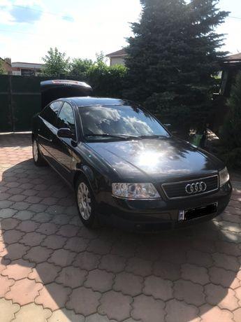 Audi A6 c5 2000г. 2,4л. газ/бен