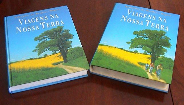 VIAGENS NA NOSSA TERRA-O preço indicado é para a obra completa.