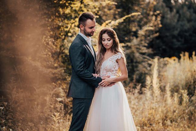 Suknia ślubna Kaledonia