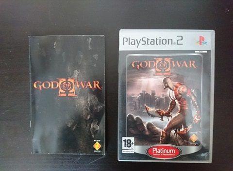God Of War 2 gra PS2/Playstation 2 wydanie PL - 100 % sprawna