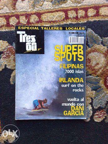 Revistas Surf / Skate