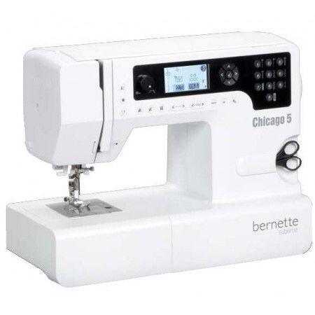 Швейная компьютеризированная машинка Bernina Bernette Chicago 5