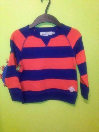 Bluzki bluzy h&m 98/104