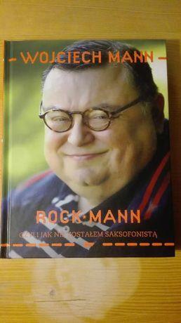 Wojciech Mann Rock Mann