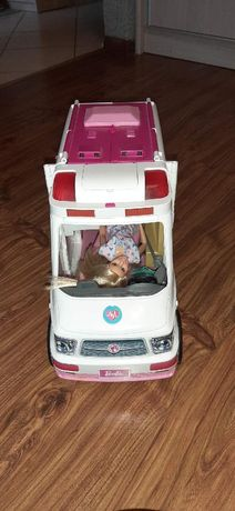 Kamper karetka Barbie
