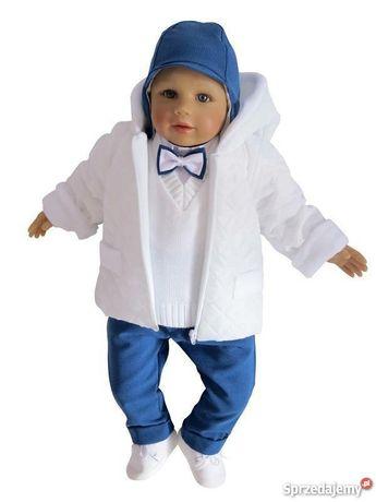 Sprzedam ubranko do chrztu + buciki