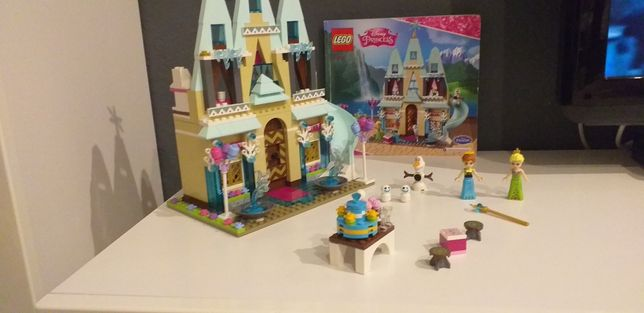 Lego 41068 kraina lodu Anna i elsa