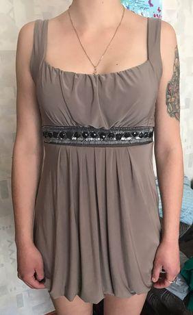 Женское платье, туника, майка