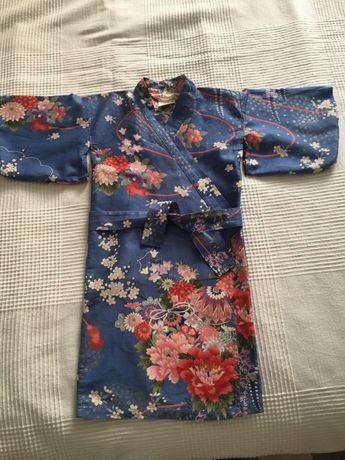 Oryginalne dziecięce kimono z Japonii