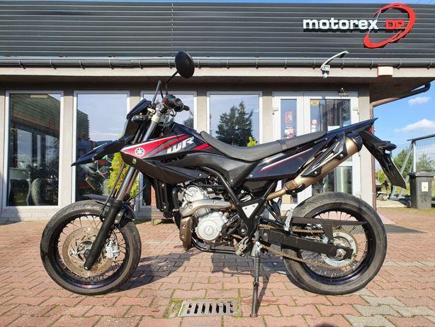 Yamaha WR125X WR125 X WR 125 kat B Motorex DP Gniezno