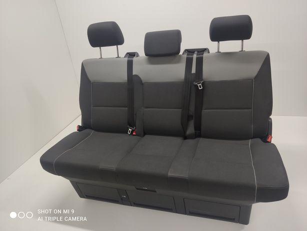 Kanapa Fotel Ławka VW T5 T6 MULTIVAN CALIFORNIA Milan Startline