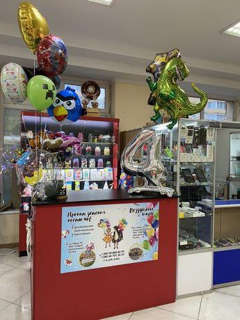 Продам срочно прибыльный бизнес воздушные шары