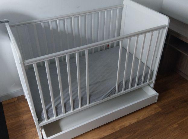Łóżeczko niemowlęce Woodies - Country Cot 120x60