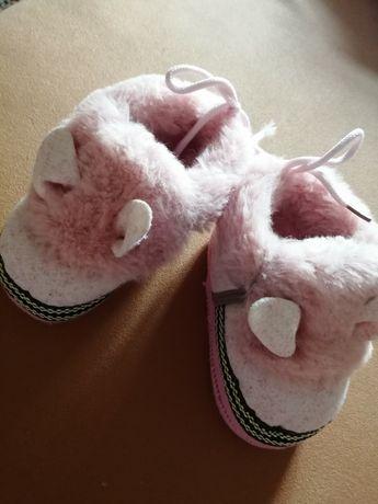 Обувь.Угги пинетки для принцессы