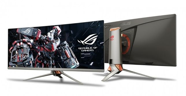 """Excelente monitor gaming ASUS 34"""" G-SYNC"""