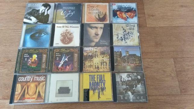 CD диски. Фирменные.