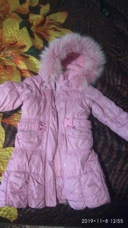 Кико пальто на девочку