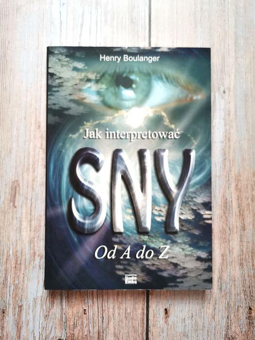Henry Boulanger - Jak interpretować sny. Od A do Z. Sennik Warszawa - image 1