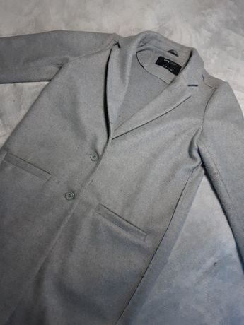 Сіре пальто SIN SAY