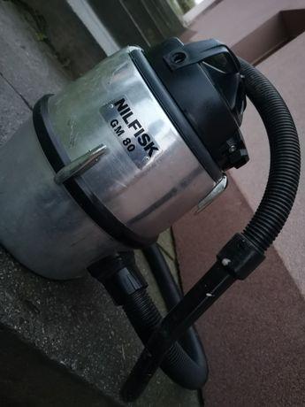 Profesionalny Odkurzacz NILFISK GM 80 idealny do domu biura