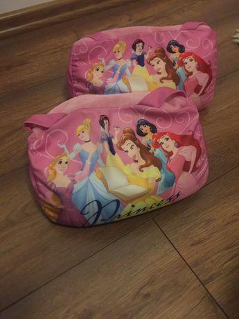 Poduszki księżniczki