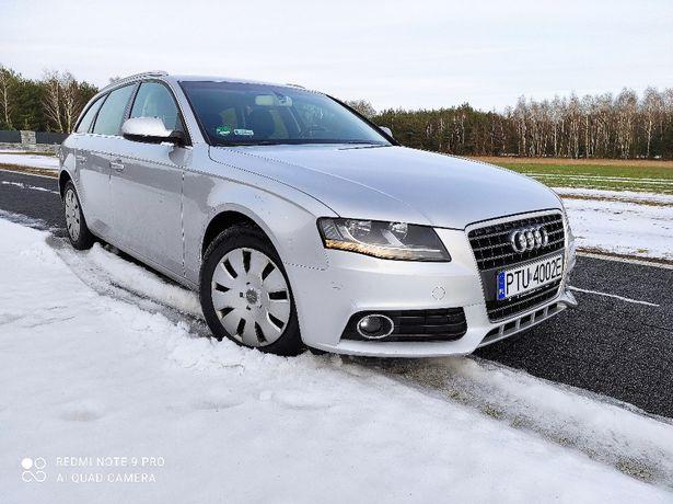 Audi A4 Avant 2.0 TDI 143 KM