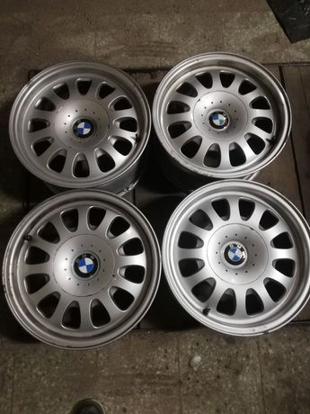 Komplet felg do BMW 15cali 7J 5*120 ET20