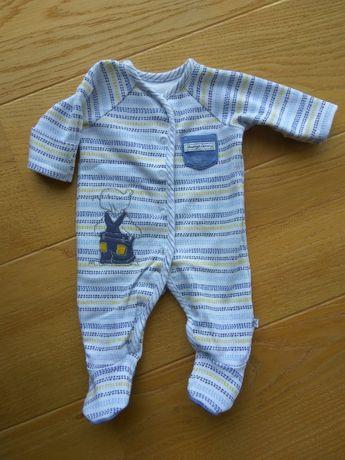 Pajacyk niemowlęcy 0-3 m-ące