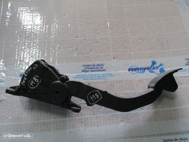 Pedal 3M519F836BE FORD / C MAX / 2003 /