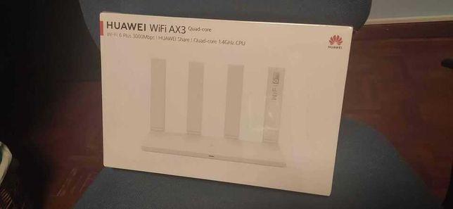 Router Huawei WiFi AX3 (Quad-core) WiFi6 Mesh - selado
