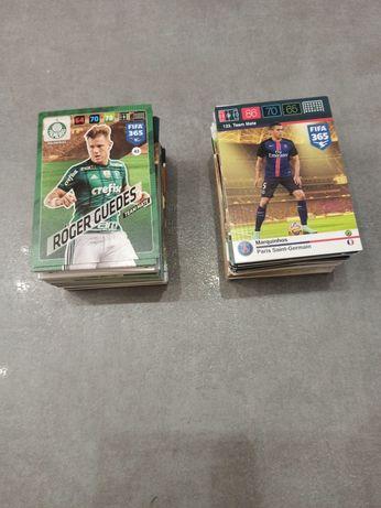 Karty FIFA 365 ponad 300 sztuk