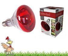 Лампа инфракрасная для обогрева кур, кроликов, перепелов ,уток, гусей