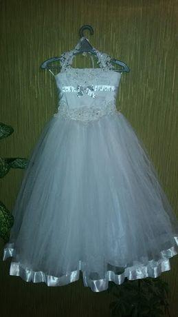 Дитяче бальне плаття для дівчаток 8- 11 років