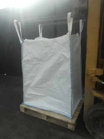 Worki Big Bag Uzywane na kukurydzę owies proso 1000kg wysokość 140cm