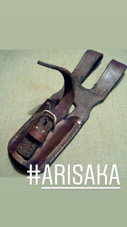 Arisaka. Подвес штыка.